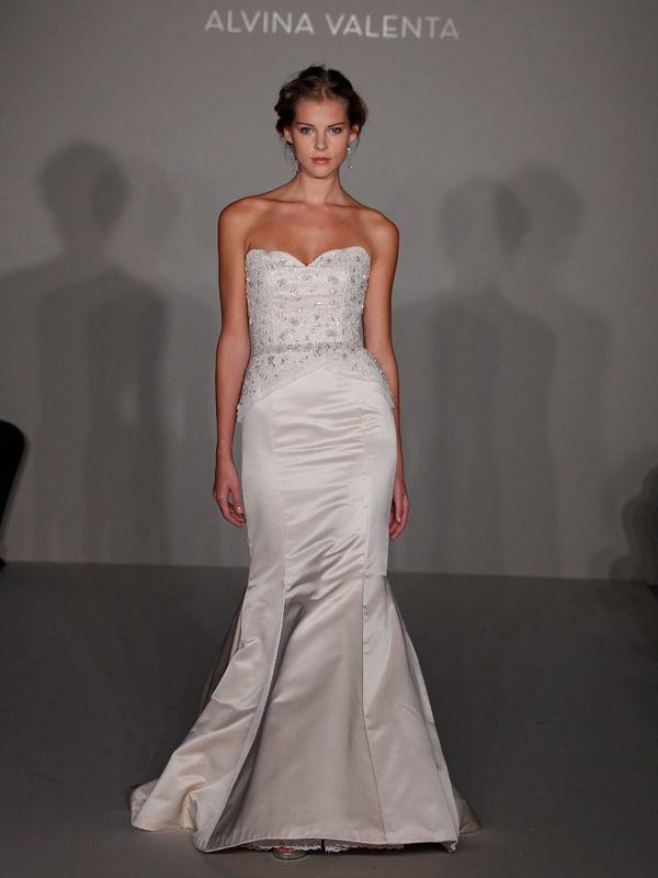 Alvina Valenta Fall 2012 – Wedding Dresses   Americas Bride Magazine ...