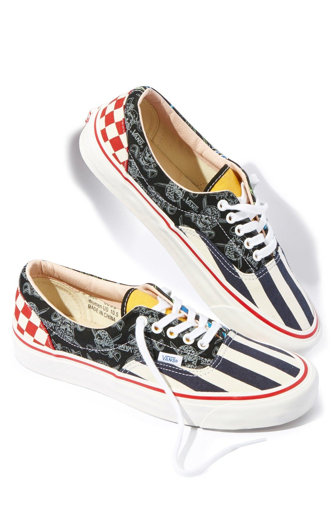 ec2a65b6ee Vans  50th Era 95 Reissue  Sneaker (Unisex) available at  Nordstrom ...