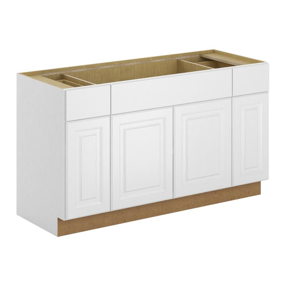 Best Hampton Bay Assembled 60X34 5X24 In Madison Sink Base 400 x 300