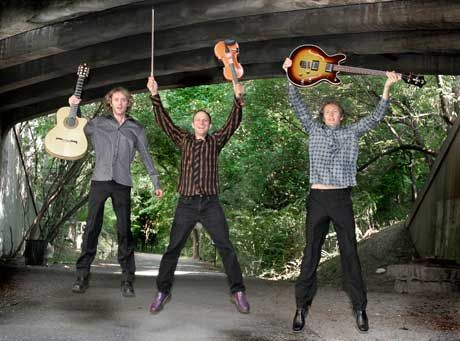 Sultans of String - Luna • Soul, Funk & World Reviews • exclaim.ca