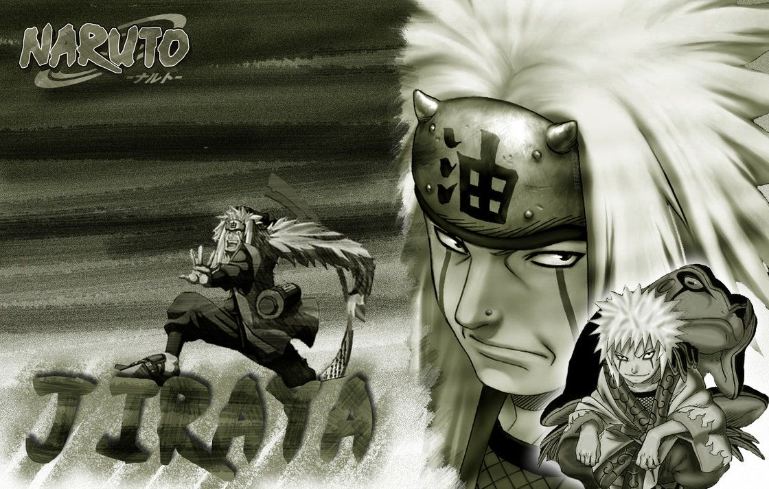 Legendary of Konohagakure's sanin