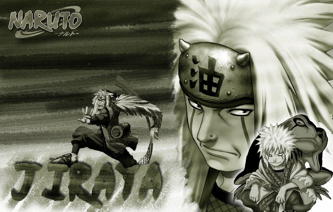 Jiraiya 11 Hd Wallpaper Wallpaper Naruto
