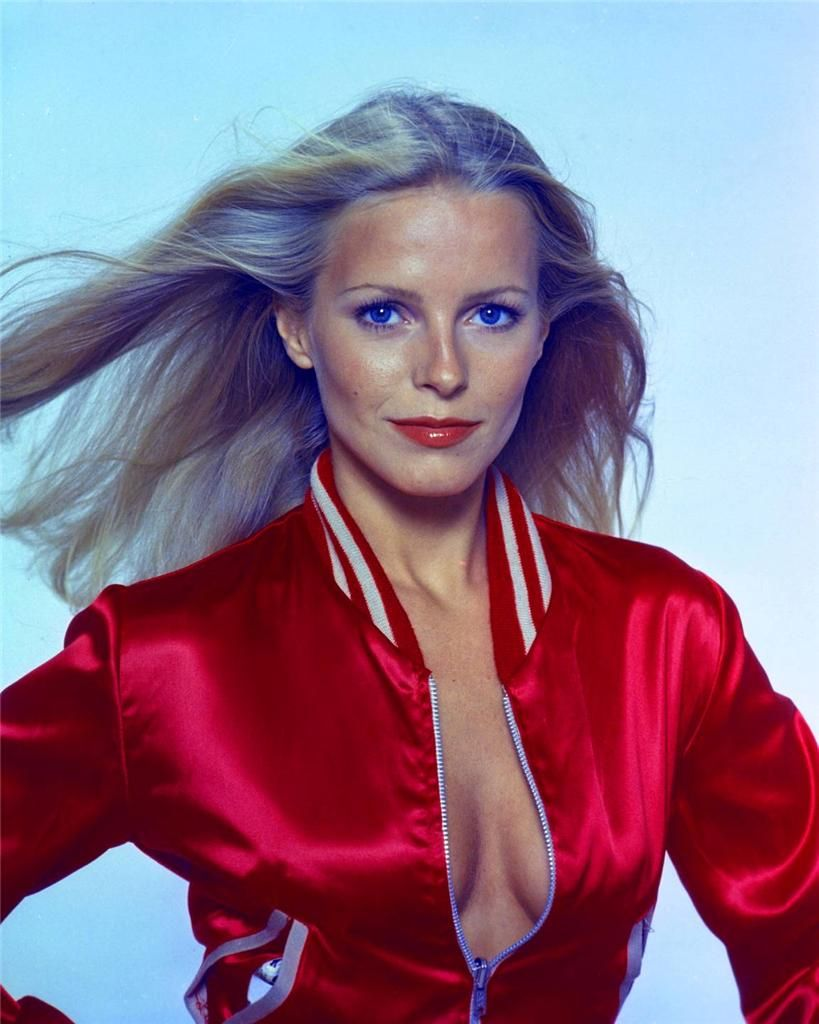 Can Cheryl ladd very hot are mistaken