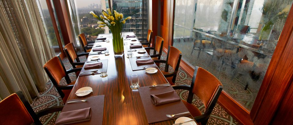 Buckhead Club, Atlanta, GA Private Dining Room