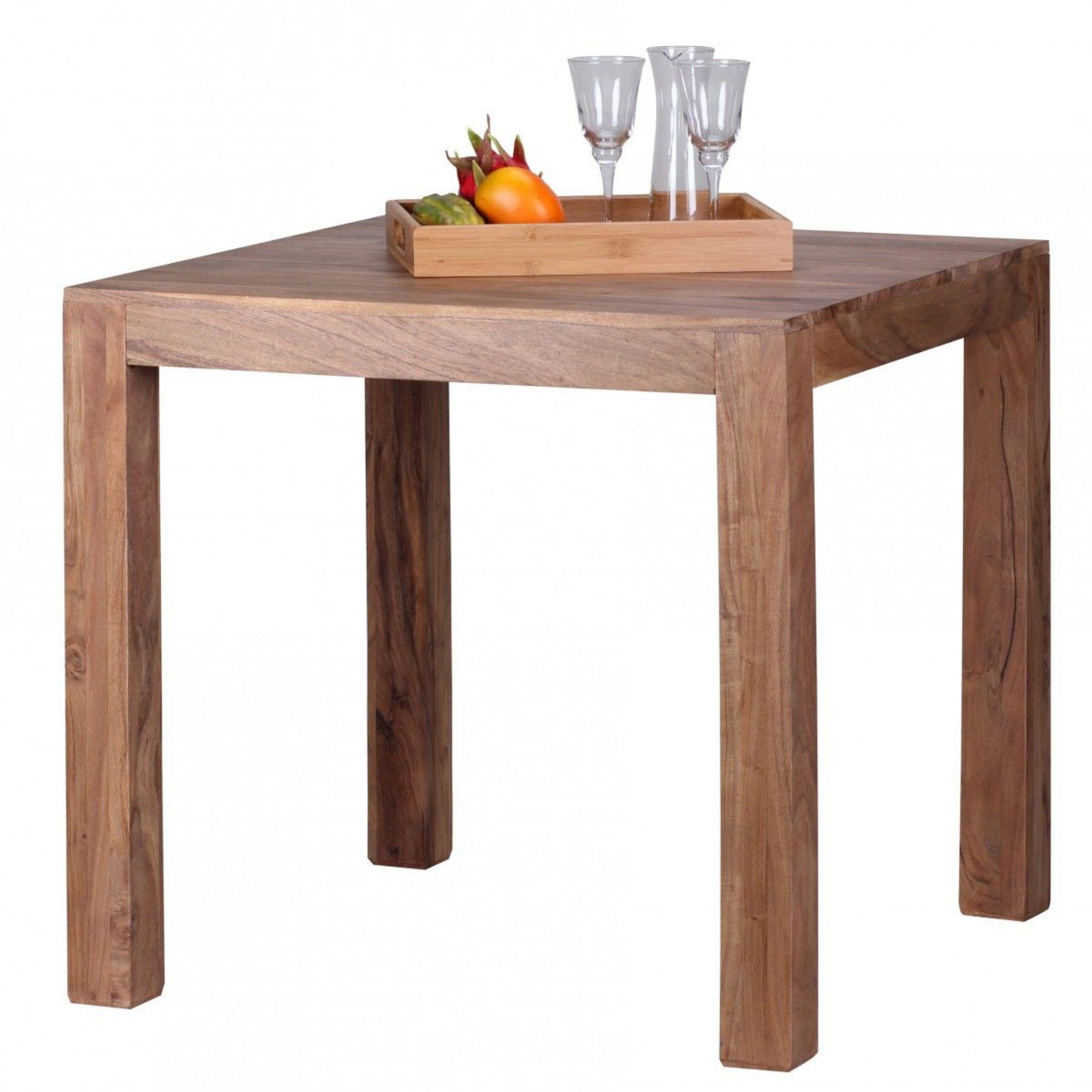 Esstisch In Akazie Massivholz 80 X 80 Cm Woody 197 00104 Modern Jetzt Bestellen Unter Https Moebel Ladendirekt De Esstisch Quadratisch Kuche Tisch Esstisch