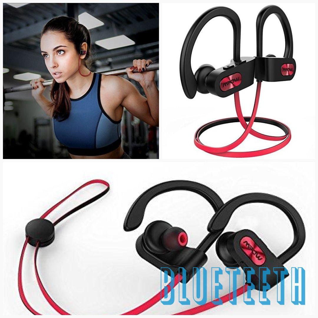 Mpow Flame Bluetooth Headphones #Wireless #Music #