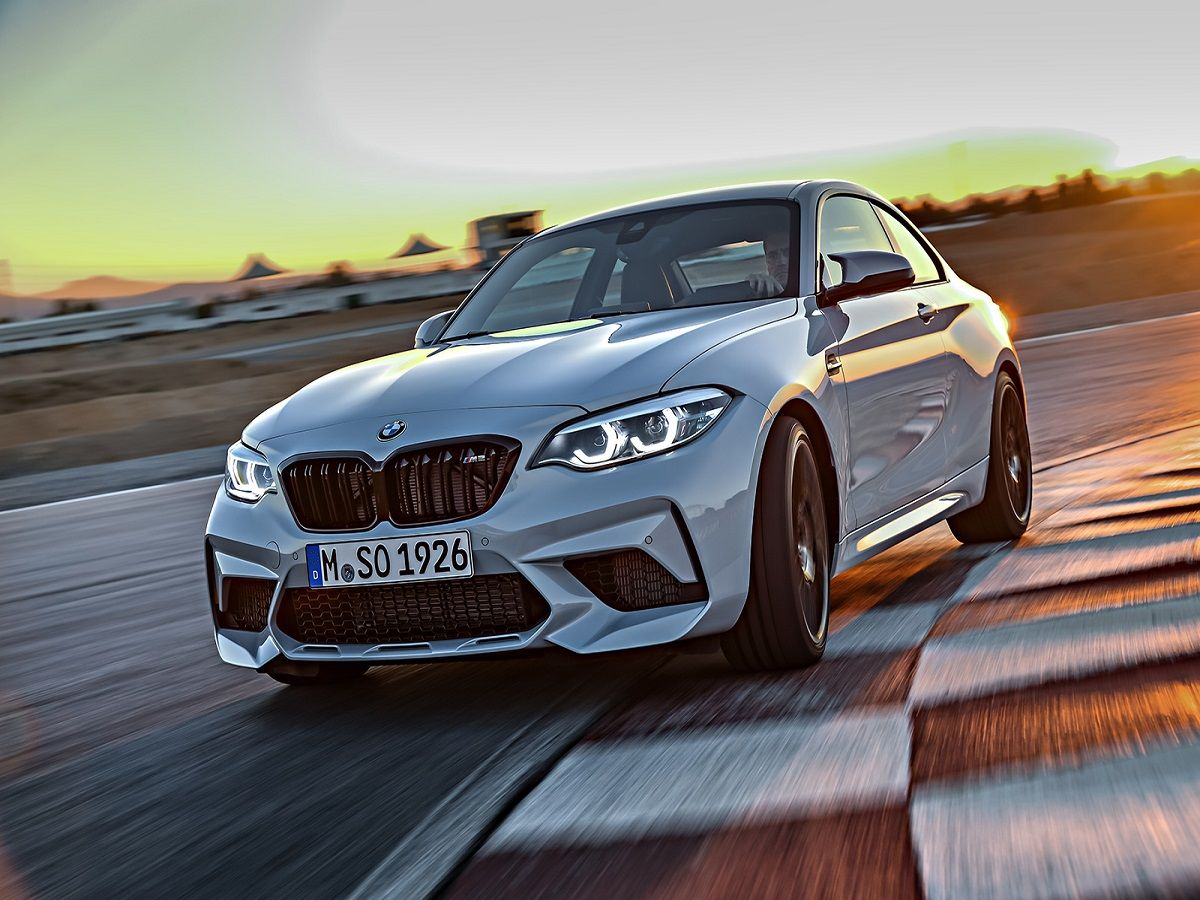The 2019 Bmw M2 Competition Gets 405 Hp And A Bigger Face Bmw M2 Bmw Bmw S1000rr