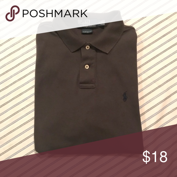Polo shirt Shortsleeve Soft material Polo by Ralph Lauren
