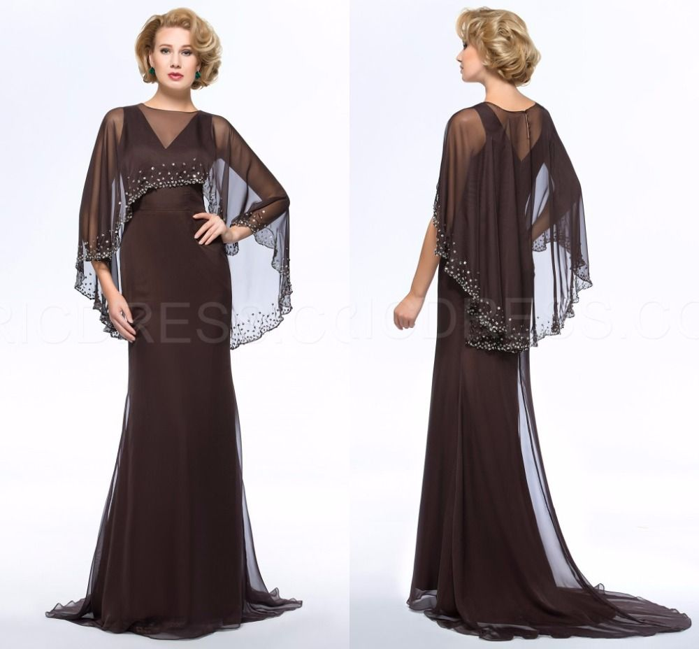 Click to Buy New Groom Brides Chiffon Pants Suit Wedding