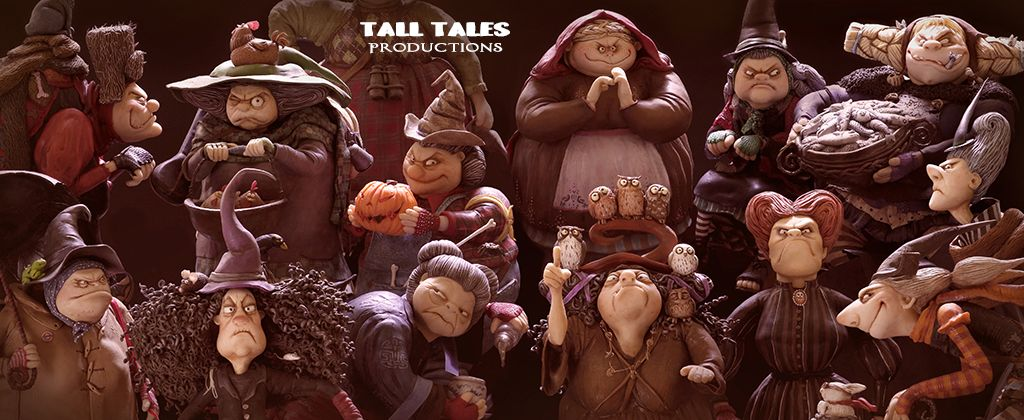 Good Witches Bad Witches Tall Tales Productions Witch