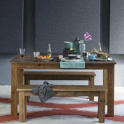 Enjoyable Reclaimed Wood Expandable Farm Table West Elm Farm Table Cjindustries Chair Design For Home Cjindustriesco