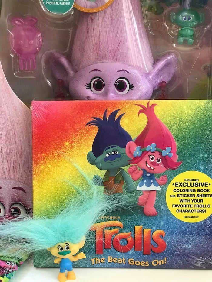 This Complete Trolls Party Song List Is Available On CD And Via Digital Download