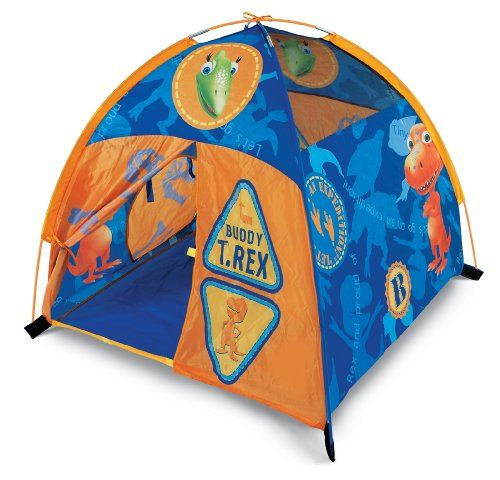 Pacific Play Tents Dinosaur Train Dino Bones Dome Tent - List price $59.99 Price  sc 1 st  Pinterest & Pacific Play Tents Dinosaur Train Dino Bones Dome Tent - List ...