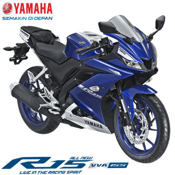 Harga Promo Cash Kredit Motor Yamaha R15 Terbaru 2018 Yzf R15