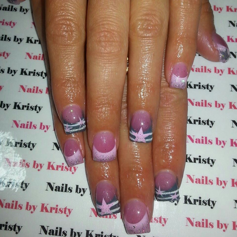 Contemporary Nails By Kristy Gift - Nail Art Design Ideas ...