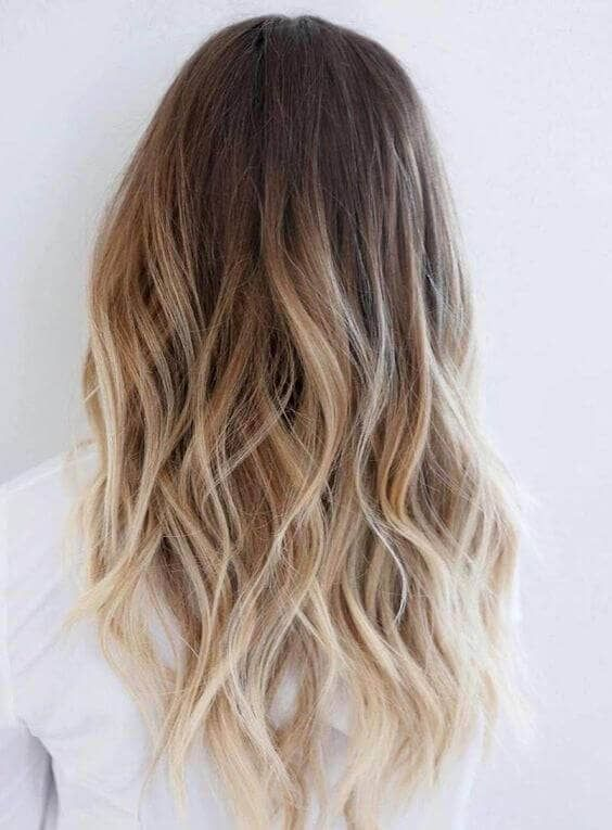 Photo of 50 Proofs that Anyone can Pull off the Blond Ombre Hairstyle