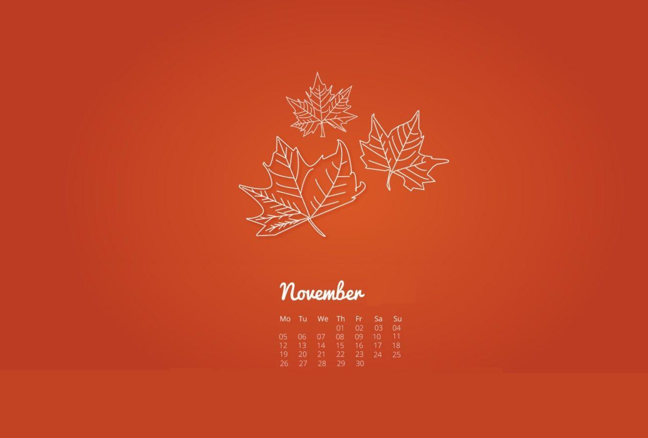Best November 2018 Calendar Wallpapers Calendar Wallpaper Desktop Calendar Wallpaper