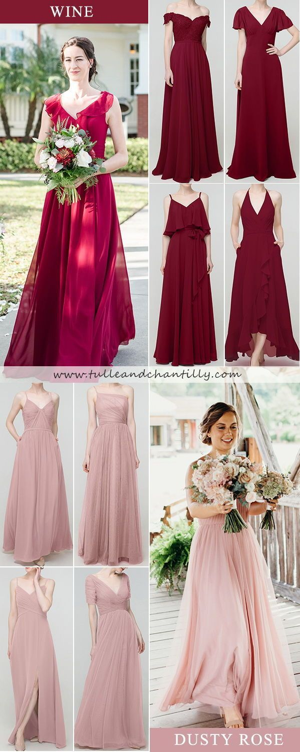 Long Short Bridesmaid Dresses 80 149 Size 2 30 And 50 Colors In 2020 Bridesmaid Dresses Short Bridesmaid Dresses Wedding Bridesmaid Dresses