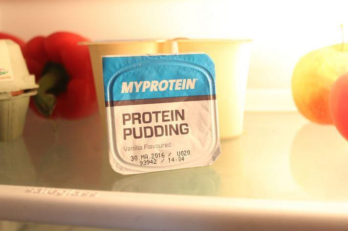 Pudding protéiné de My Protein : test et avis | Petit