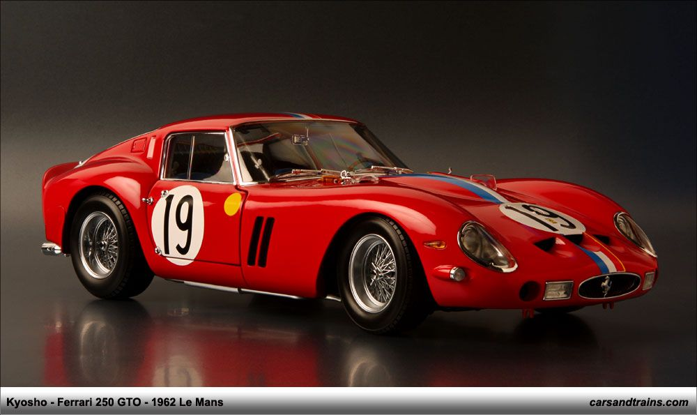 17 Best images about Ferrari 250 GTO '62-'64 on Pinterest | High ...