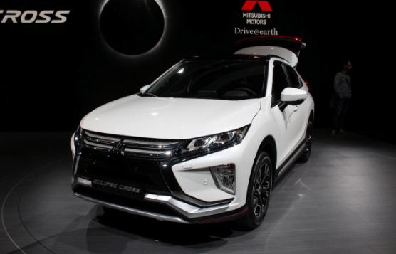 2020 Mitsubishi Eclipse Cross Specs Price And Release Date Di 2020