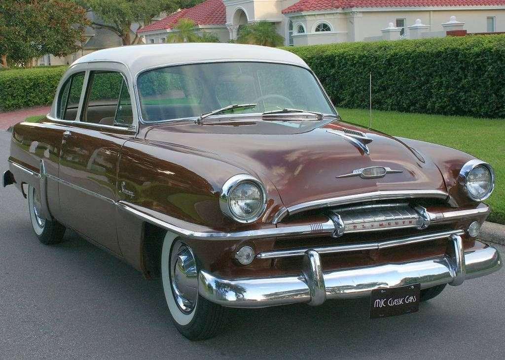 1954 Plymouth Savoy Maintenance/restoration of old/vintage vehicles ...