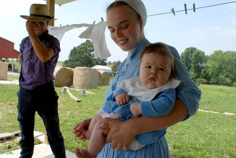 MIDMISSOURI OLD ORDER AMISH POPULATIONS SOAR and expand