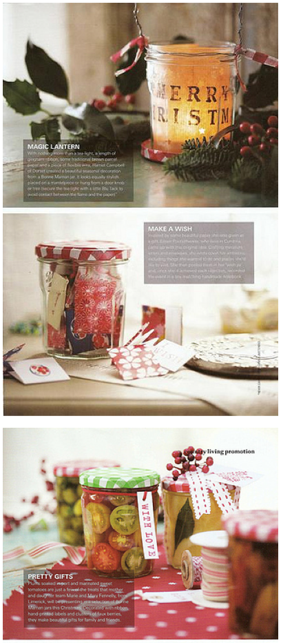 Have Recently Become Hugely Obsessed With Bonne Maman Jars Man I Love Glass Mason Jar Diy Jar Crafts Christmas Decor Diy