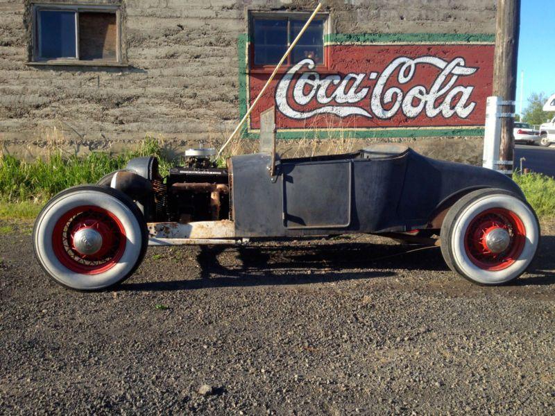 1926 Model T Ford Roadster Vintage Hot Rat Rod Rat Rod Hot Rods