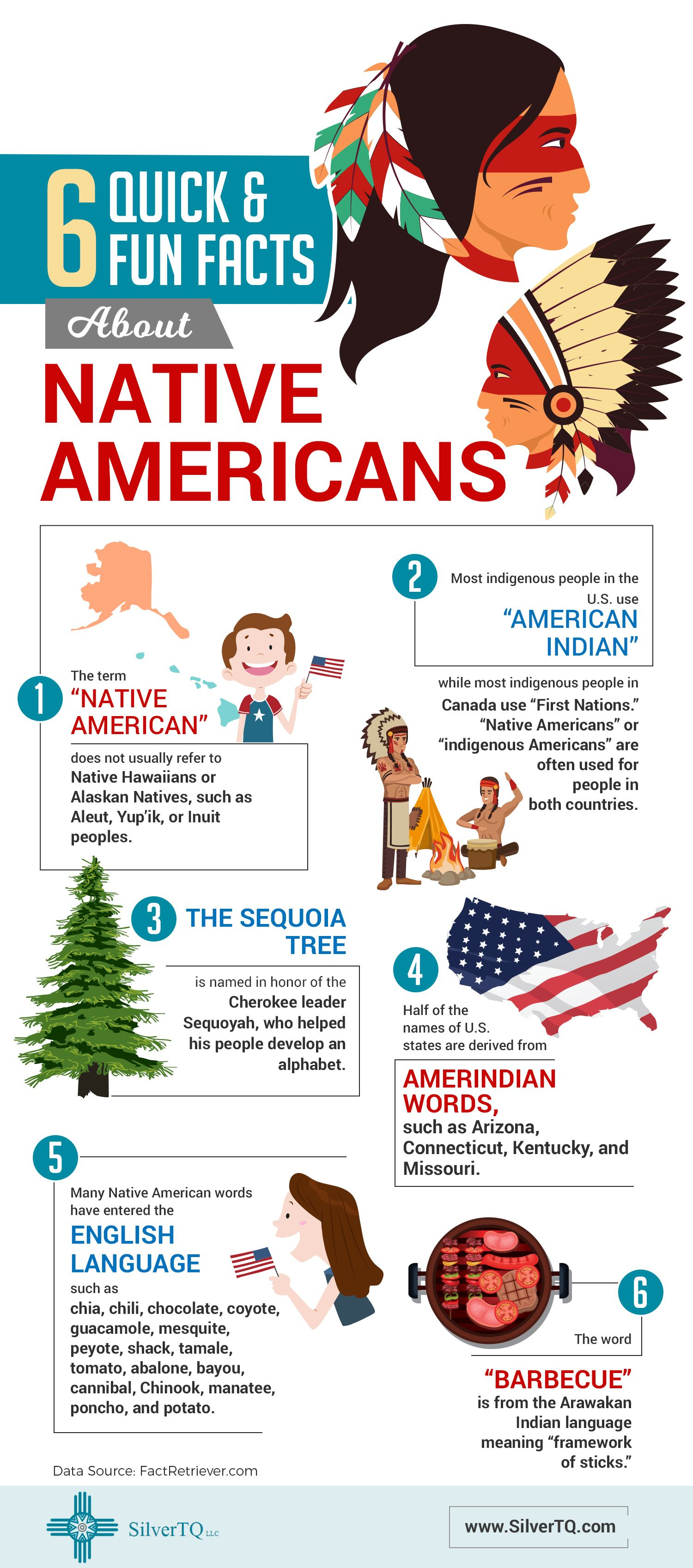 This Infographic Provides 6 Fun Facts About Native