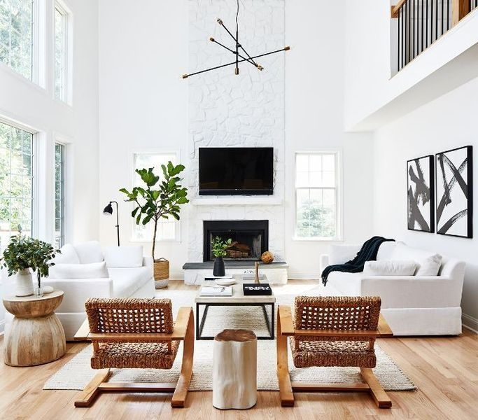 45 Inspiring Living Room Progress 2019 to Try Now images