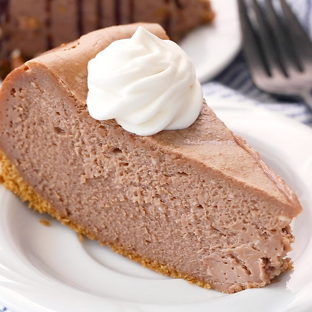 Photo of New York Style Nutella Cheesecake