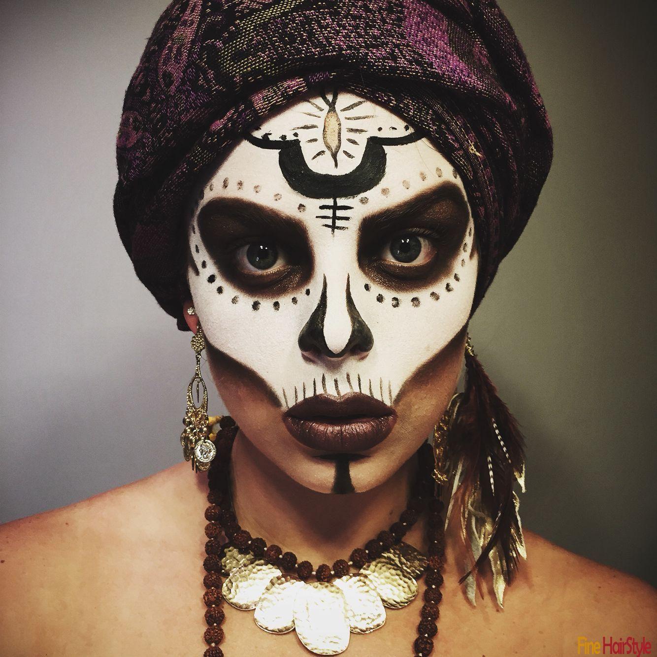 20 Halloween Makeup 2020 halloween makeup 2020