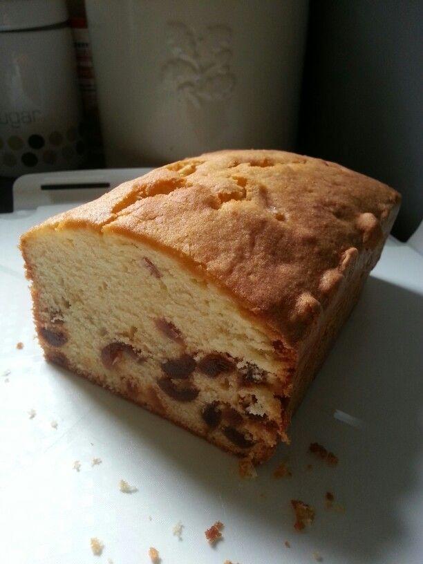 Easy Cherry Madeira Cake Recipe