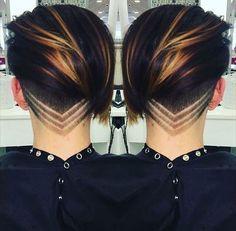 Diese Kurzhaarfrisuren mit starkem Undercut wirst Du sicherlich lieben! - Seite 9 von 11 - Neue Frisur