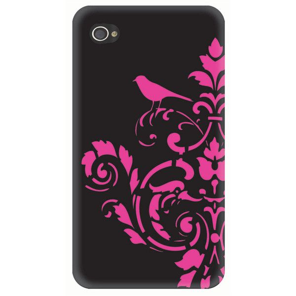 Glam Iphone 4 Case (155 MXN) ❤ liked on Polyvore featuring accessories, tech accessories, phones, phone cases, electronics, iphone and celulares