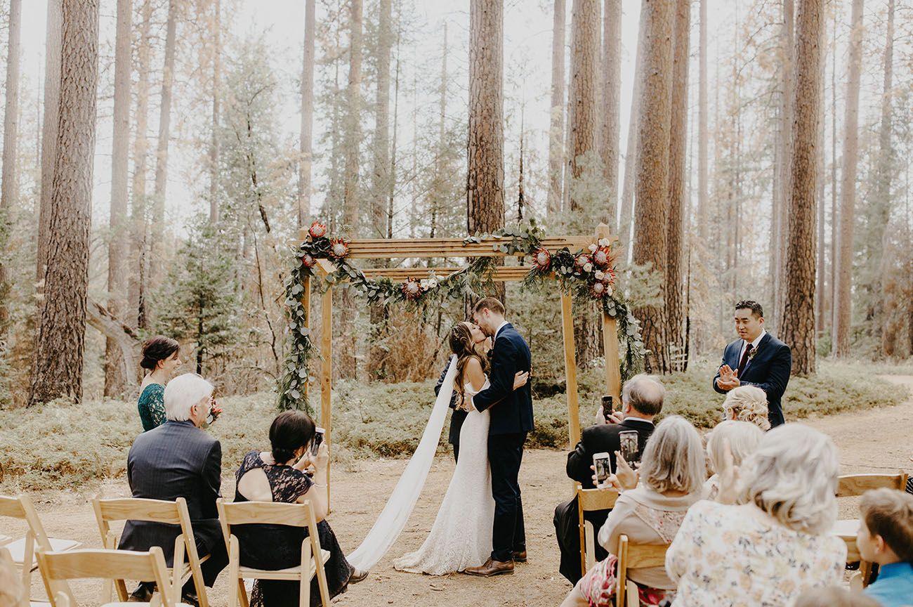 Free Spirited Boho Inspired Wedding In Yosemite National Park Green Wedding Shoes Yosemite Wedding Yosemite Wedding Venues Wedding Venues