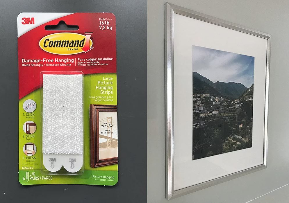 An In Depth Review Of Command Picture Hanging Strips Including