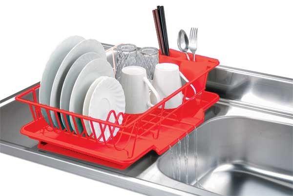 3 Piece Dish Drainer Set  8551f986b0