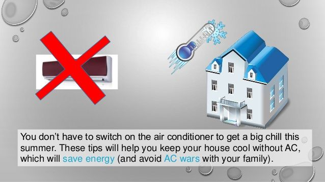 7 Tricks To Keep Your House Cool Without Ac During Summer Ideas