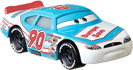 Disney Pixar Cars - Dinoco 400 Series - Ponchy Wipout