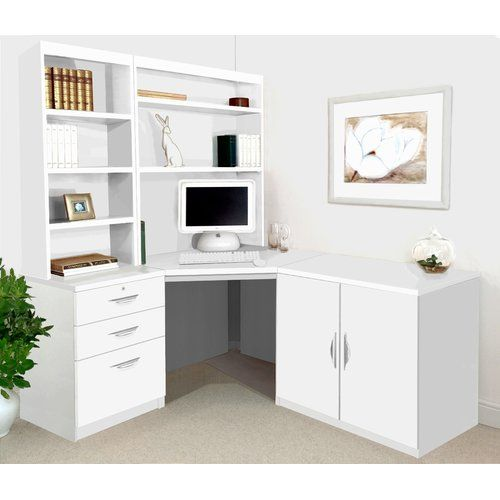 Homestead Living Walshaw L-Shape Executive Desk In 2019