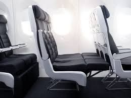 Air NZ 787 skycouch seats