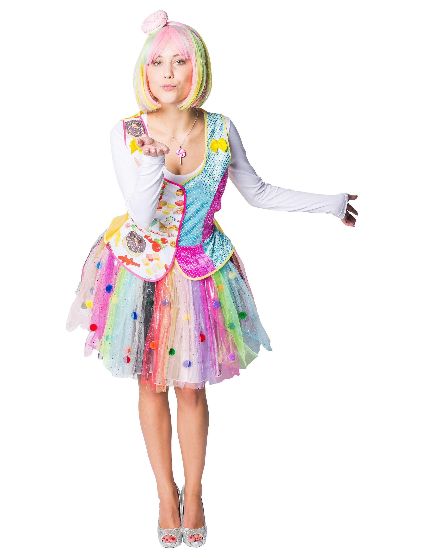 Buntes Candygirl Kostum Selbst Zusammenstellen Deiters Trend