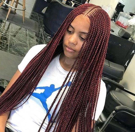 Cornrows Braided Hairstyles Check Out 50 Cute Braided Hairstyles 2019 To Make You Stand Out Correc In 2020 Hair Styles Cute Braided Hairstyles Braids For Black Hair