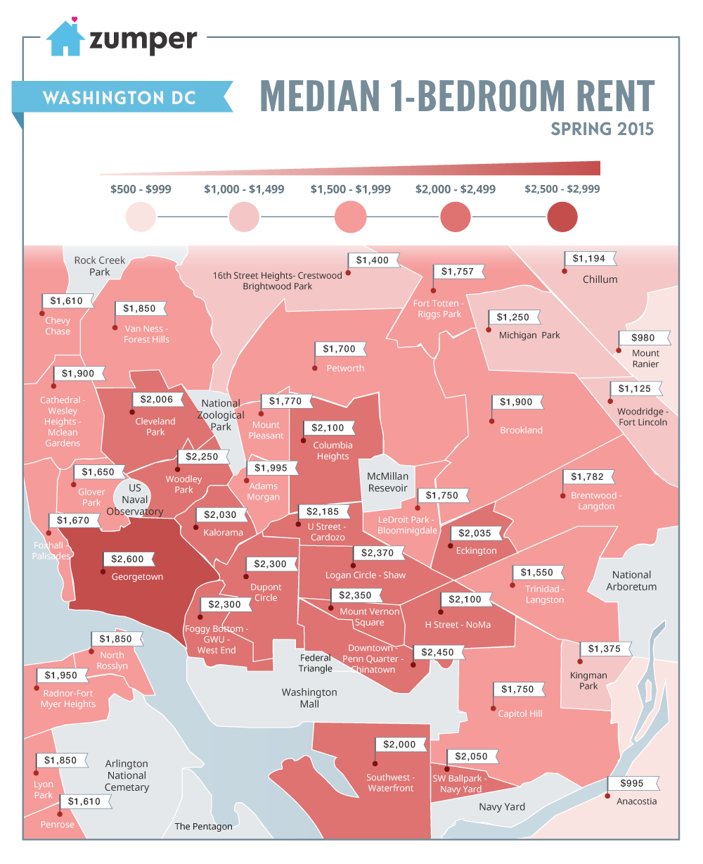 Dc Spring 2015 Png Washington Dc Rent The Neighbourhood