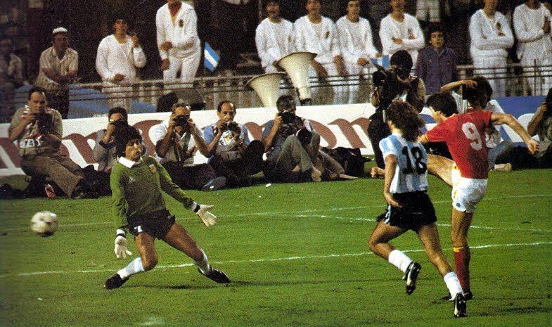 Van Der Bergh 1982 Belgio-Argentina