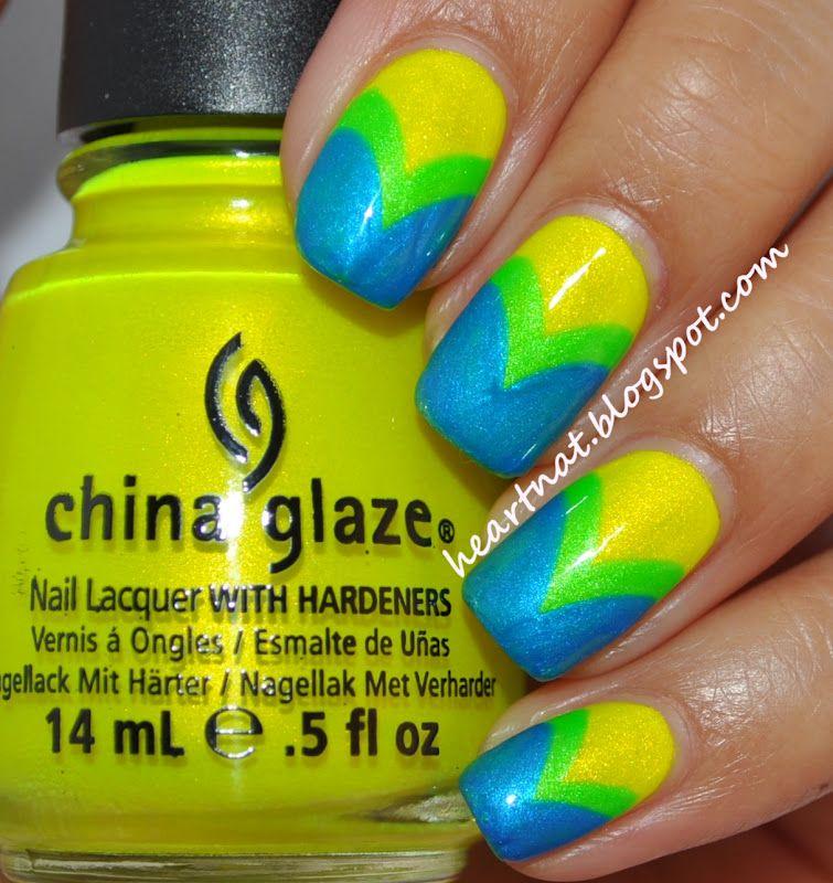China glaze never disappoints x