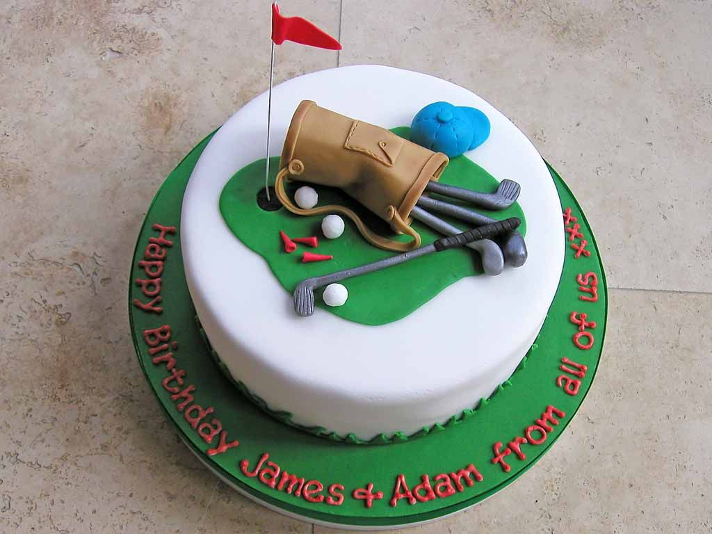 Pin By Ruth Minke On Golf Cakes