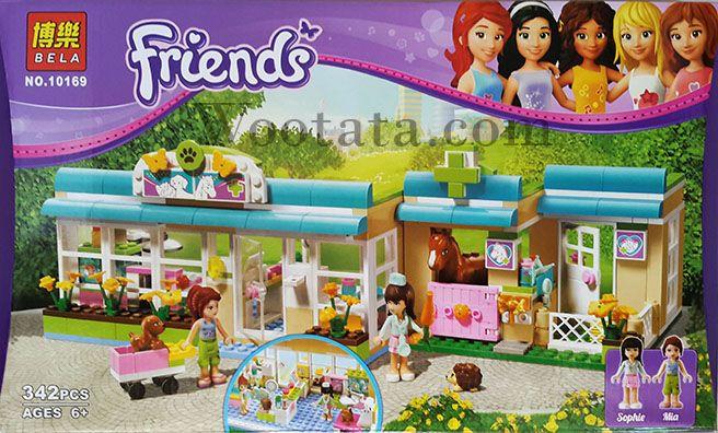 Jual Mainan Anak Perempuan Block Lego Friends 10169 Murah Mainan